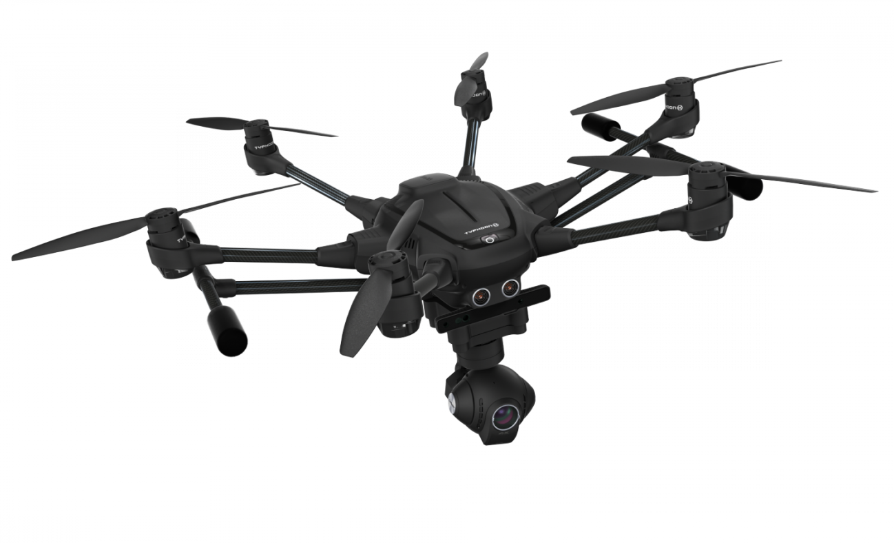 Drone Yuneec Typhoon H